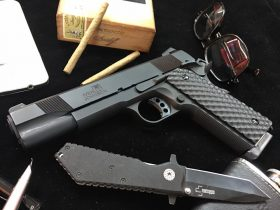 Show Guns – RGW Iver Johnson Eagle 1911 GBB瓦斯手槍