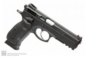 KJ WORKS CZ75 SP-01 Shadow GBB 瓦斯手槍