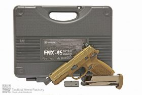 Cybergun FNX-45 Deluxe Edition – DX豪華雙匣版