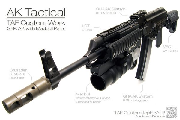 TAF Custom AK Tactical