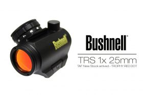 Bushnell TRS 1x25mm 內紅點瞄具