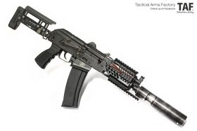 【TAF Custom】GHK AK74u – Zenit. Co Style Custom 澤寧特式樣客製