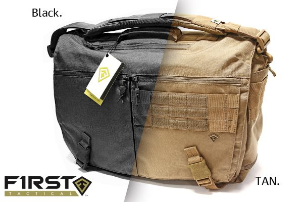 First Tactical – Ascend Messenger Bag 郵差包/戰術側背包
