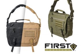 First Tactical – Summit Side Satchel 戰術側背包/小型郵差包